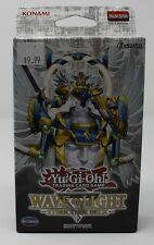 YUGIOH WAVE OF LIGHT STRUCTURE DECK BOX FACTORY SEALED