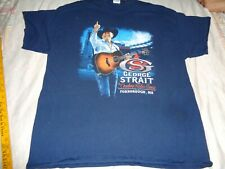 "George Strait"" : tee [ x-large ] [ 85 ]"