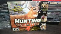 Hunting Unlimited 4 Jewel Case (PC, 2007)