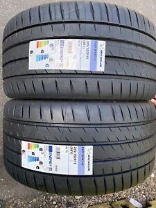 2x 265/35 ZR19 Michelin Pilot Sport 4S 98Y XL Brand-New,