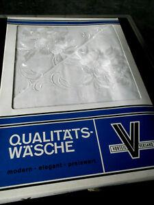 Bettwäsche  LAKENSET 4 tlg  2 Laken + 2 Kissenbezüge weiß  150 x 250 + 80x80 cm
