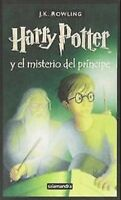 Libro en fisico Harry potter y el Misterio del Príncipe por J. K. Rowling