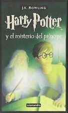 Harry potter y el Misterio del Príncipe por J. K. Rowling