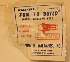Walthers #E400G 18V Panel Bulb NEW