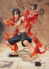 One piece ACE action figure Portgas D. Ace battle version 14cm PVC