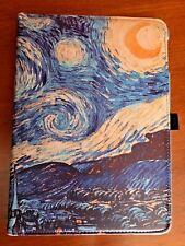 iPad Air 2 Case: 360 Degree Rotating Stand Smart Cover: Van Gogh Plus Bonus Case