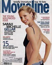 Sarah Michelle Gellar ~ Movieline Magazine ~ May 2002 ~ 5/02 ~ A-5-3