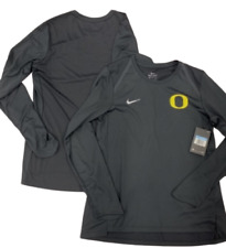 NWT Nike Oregon Hyperlite Women's Basketball Shooting Shirt Black Size Medium