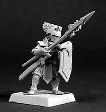 Onyx Phalanx Overlords Reaper Miniatures Warlord RPG Paladin Knight Fighter