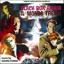 Gianni Ferrio: Black Box Affair: Il Mondo Trema (CD)