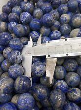 1/2lb AA+++Natural BLUE LAPIS LAZULI PYRITE SPHERE Ball  Mineral Specimen Afghan