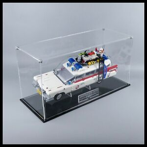 Acrylic Display Case With Internal Stand For LEGO Creator Ghostbusters™ ECTO-1 m