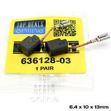 Dewalt 636128-03 Carbon Brushes D28111 D28113 D28116 D28117 D28130 D28132 D28133