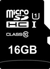 OEM 16GB microSD class10 C10 16G microSDHC SDHC TF memory card w/adapter bulk
