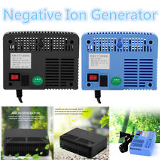 Negative Ionizer Generator Remove Smoke Dust Air Purifiers Anion Generator NEW