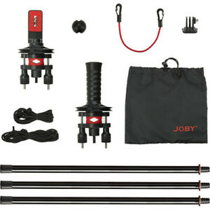 JOBY Action Jib Kit and Pole Pack for GoPro Action Camera