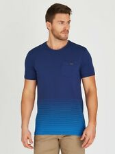 Oakley Yuppy Knit Electric Blue Tee Size XXL