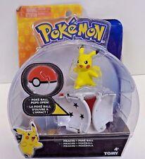 TOMY Pokemon Throw 'N' Pop Poke Ball - PIKACHU & Poke Ball
