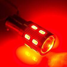 P21W 1156 BA15S 12 SMD 5730 Super Bright Brake Car Red LED Light Fog Lamp DC 12V