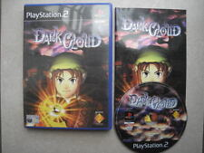 DARK CLOUD - ( ps2 / PLAYSTATION 2 RPG / ACTION GAME ) - NOT ps3 or ps4