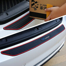 Rubber Car Rear Bumper Guard Scratch Protector Non-slip Cover US Air Force Style