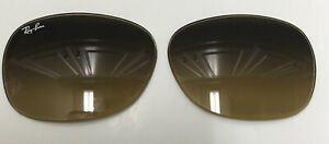 Ray Ban 2132 New Wayfarer 55mm authentic gradient brown replacement lenses