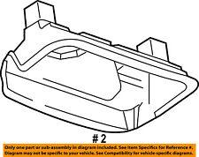 FORD OEM F-350 Super Duty Overhead Roof Console-Mount Bracket 7C3Z26519K22BA