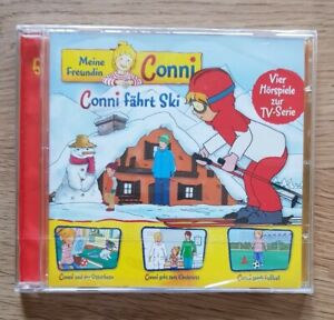 Hörbuch CD Meine Freundin Conni fährt Ski ☆ Folge 5 Hörspiele zur TV-Serie ☆ NEU