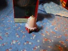 Enesco Small Wonders Christmas Ornament Safe N' Snug