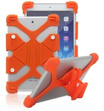 "kids Universal Silicone Stand Cover Case Holder For 7""-12"" Android Tablet iPad"