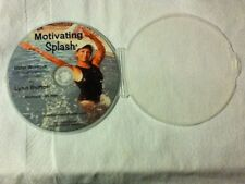 Motivating Splash Water Aerobic Workout Aqua Exercise CD NEW aquatic fitness