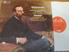 ASD 2540 Rimski-Korsakov/Glazounov Symphonies/KHAIKIN/Ivanov/Moscou RSO