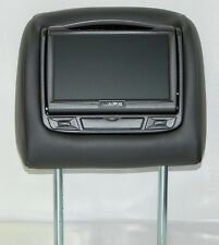 Toyota RAV4 Dual DVD Headrest Video Players for Cloth or Leather 2015 2014 2013