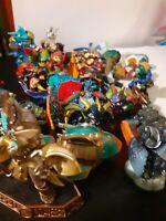 5 Skylanders Random Lot Spyros Swap Force Trap Team SuperChargers  Imaginators.