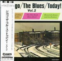 V.A.-CHICAGO / THE BLUES / TODAY! VOL.2-JAPAN MINI LP CD BONUS TRACK C94