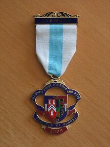 Royal Masonic Trust for Girls & Boys - Steward's Jewel 2008 RMTGB