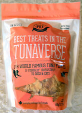 Tuna treats LARGE pkg. The Granville Island Pet Treatery for Dogs and Cats 2 oz!