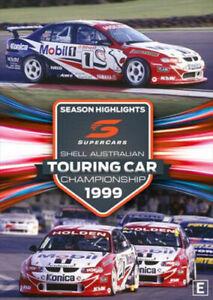 Australian Touring Car Championship - 1999 Season Highlights DVD Supercars New!