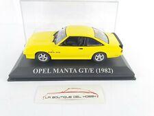 OPEL MANTA GT/E 1982 ALTAYA ESCALA 1:43