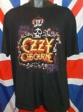 Ozzy Osbourne Black Sabbath Rock Music T-Shirt (XXL)