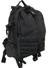 TAS 1198 BACKPACK BLACK RECON 40L MOLLE 900D #FREE 2LT WIDE MOUTH BLADDER ARMY
