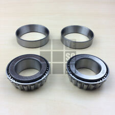 Headstock Taper Roller Bearings Yamaha YZ80 YZ85. Top & Bottom set pair 25x47x15