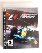 F1 Formula 1 Championship Edition PS3 Playstation 3