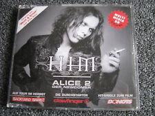 HIM-Multimedia CD-Multi Media CD for PC and Mac-Made in EU-2001-Darkwave-Pop