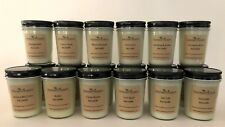 Premium 6 oz Soy Wax Candles - 12 pack