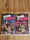 VIVA LA BAM PSP TV Series VOL 3  4 Unrated Jackass UMD Lot Of 2 BRAND NEW