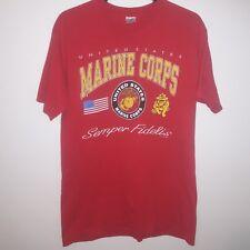 Vtg Marines Tshirt