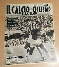 IL CALCIO E IL CICLISMO ILLUSTRATO  N° 12  1963  DEL SOL  ORIGINALE  !!!!!