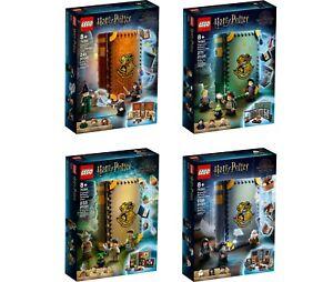 LEGO Harry Potter Hogwarts Moment Set of 4 - 76382/76383/76384/76385 IN STOCK