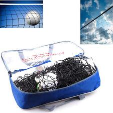 Portable Match Standard Volleyball Net Badminton Swimming Pool Beach Sport Net